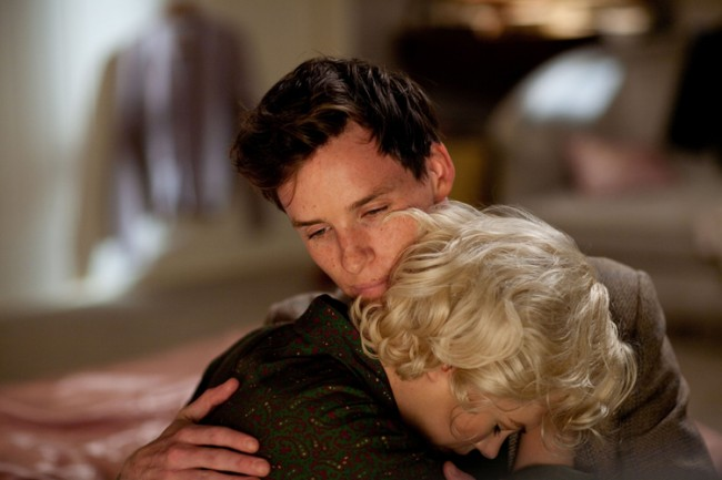 MY WEEK WITH MARILYN - Michelle Williams Eddie Redmayne 2 - Go with the Blog