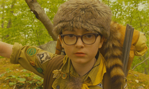 MOONRISE KINGDOM : scout toujours !