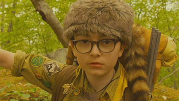 MOONRISE KINGDOM - image du film Wes Anderson 2012 Scout - Go with the Blog