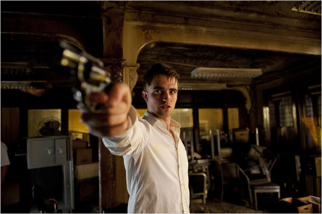 COSMOPOLIS - David Cronenberg Robert Pattinson - Go with the Blog