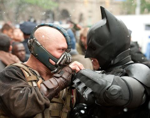 THE DARK KNIGHT RISES : la fin de la saga de Christopher Nolan