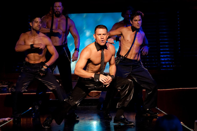 MAGIC MIKE 2012 - Channing Tatum Soderbergh - Go with the Blog