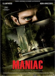 MANIAC 2012 affiche - Go with the Blog