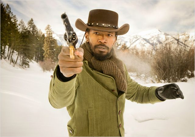 DJANGO UNCHAINED Jamie Foxx - Go with the Blog