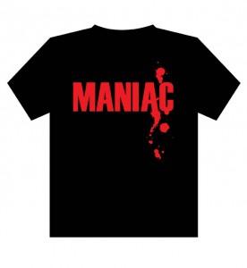 Maniac-TShirt