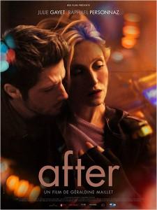 AFTER - Affiche du film