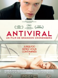 ANTIVIRAL affiche Française - Go with the Blog