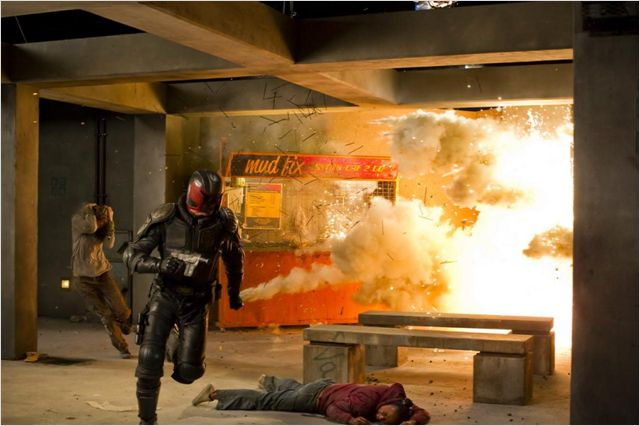 DREDD - Go with the Blog