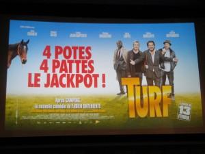 Avant première TURF - Go with the Blog