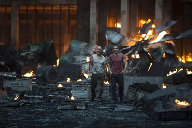 Die Hard 5 - Photos