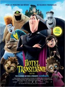 HOTEL TRANSYLVANIE affiche
