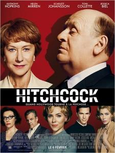 Hitchcock - Affiche du film