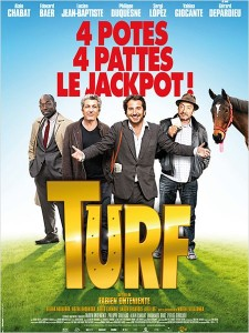 TURF affiche - Go with the Blog