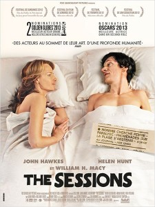 The Sessions - Affiche du film