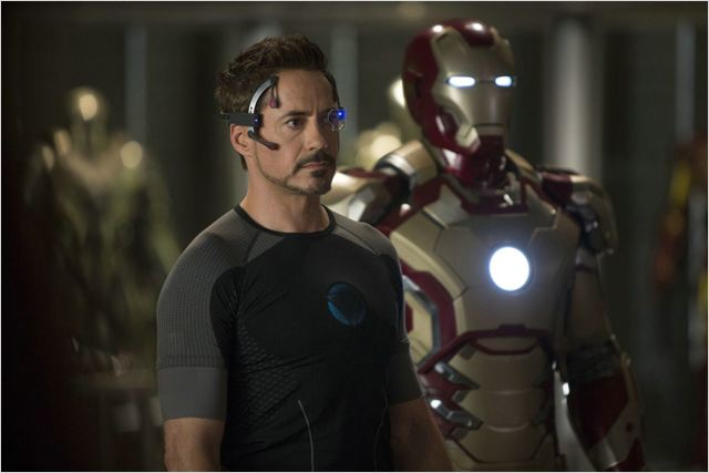 IRON MAN 3 : « My name is Tony Stark and I'm not afraid of you »