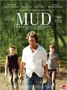MUD - affiche du film