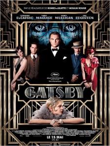 GATSBY - affiche française