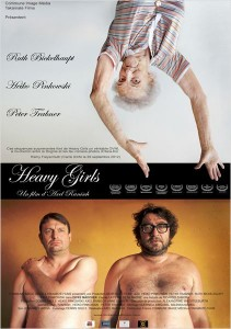 Heavy Girls - Affiche du film