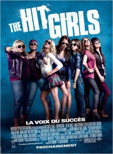The HIT GIRLS - Affiche du film
