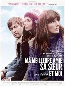 MA MEILLEURE AMIE, SA SOEUR ET MOI - affiche du film