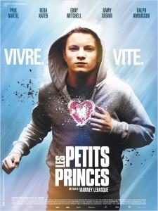 LES PETITS PRINCES - affiche du film