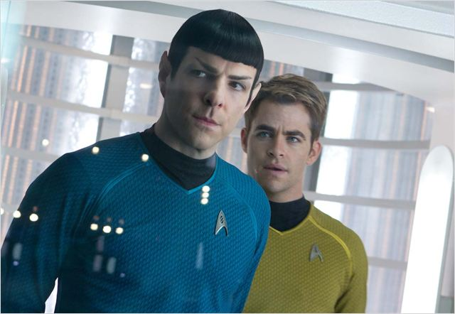 STAR TREK INTO DARKNESS : la grosse Enterprise de J.J.Abrams