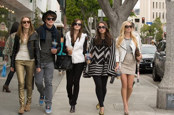 THE BLING RING, réalisé par Sofia Coppola