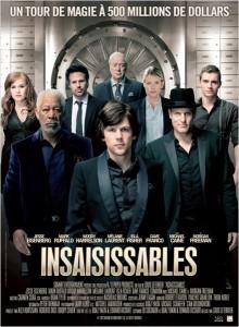 Insaisissables- Affiche du film