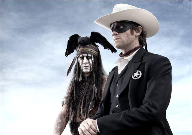 LONE RANGER - image du film