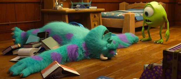 MONSTRES ACADEMY : Pixar doit-il revoir sa copie ?