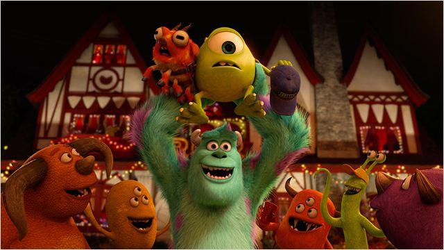MONSTRES ACADEMY - image du film Bob et Sulli