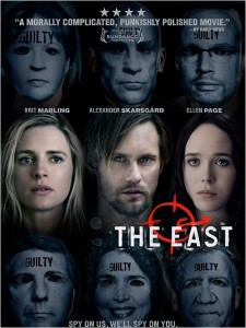The East - affiche du film