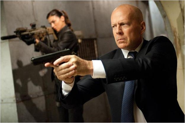 GI JOE - Bruce Willis