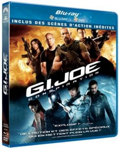 GI JOE - DVD