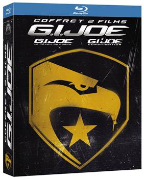 GI JOE COFFRET