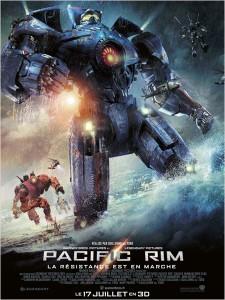 Pacific Rim - Affiche du film