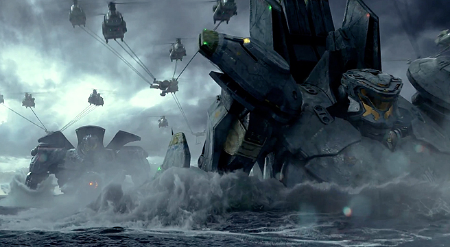 PACIFIC RIM - image du film