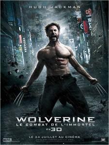 Wolverine affiche du film