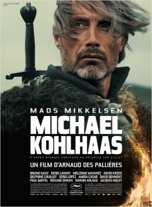 MICHAEL KOHLHAAS - Affiche du film