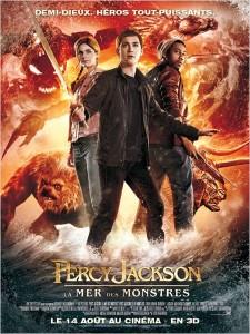 Percy Jackson - Affiche du film