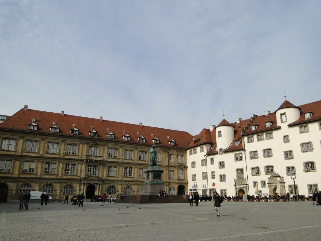 Et pourquoi pas Stuttgart ?