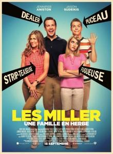 Les Miller - affiche du film