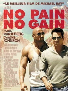 no pain no gain - affiche du film