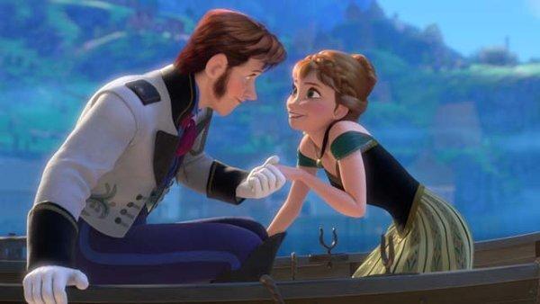 LA REINE DES NEIGES : le prochain cadeau de Noël de Disney