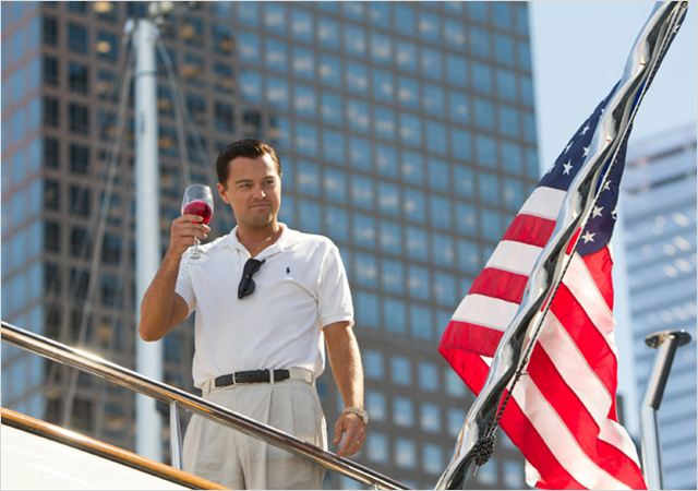 LE LOUP DE WALL STREET - Go with the Blog