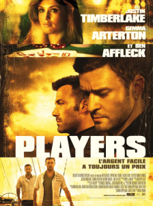 PLAYERS - affiche du film - Go with the Blog