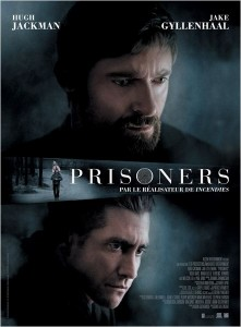 PRISONERS - affiche française - Go with the Blog