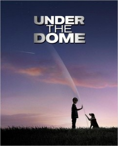 Under the dome - affiche - série