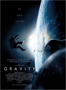 Gravity - affiche du film