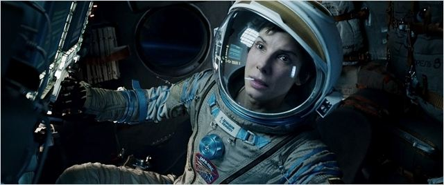 gravity - image du film